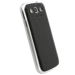 Чехол Krusell DONSO MOBILE UNDERCOVER для Samsung I9300 Galaxy S III(89685), искусственная кожа, черный
