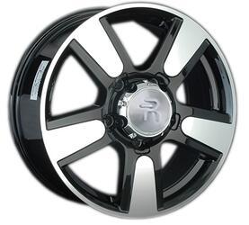 Автомобильный диск Литой LS 347 8x18 5/150 ET 60 DIA 110,1 BKF