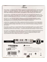 60 ГБ SSD-накопитель Corsair Force LS [CSSD-F60GBLS]