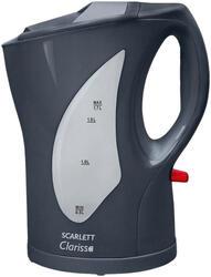 Электрочайник Scarlett SC-026 серый