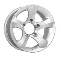 Автомобильный диск литой K&K Айсберг 8x16 5/139,7 ET -10 DIA 110,1 Блэк платинум