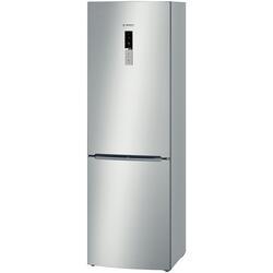 Холодильник с морозильником BOSCH KGN36VI11R серебристый