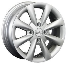 Автомобильный диск Литой LegeArtis KI7 5,5x14 4/100 ET 45 DIA 56,1 Sil