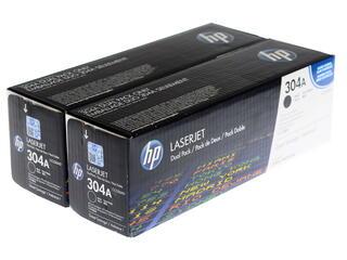 Картридж лазерный HP 304A (CC530AD)