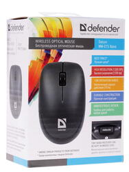 Мышь беспроводная Defender Datum MM-015