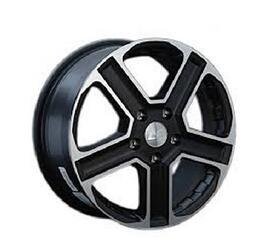 Автомобильный диск Литой LS 113 6x15 5/114,3 ET 52,5 DIA 73,1 MBF