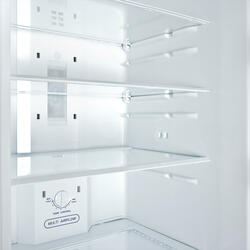 Холодильник с морозильником LG GA-B409UEQA бежевый