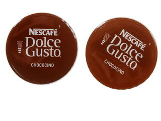 Горячий шоколад в капсулах Nescafe DolceGusto Chococino