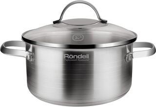 Кастрюля Rondell Symphonia RDS-381 серебристый