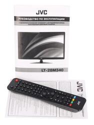 "28"" (71 см)  LED-телевизор JVC LT-28M340 черный"
