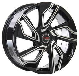 Автомобильный диск Литой LegeArtis Concept-NS502 6,5x17 5/114,3 ET 40 DIA 66,1 BKF
