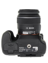 Зеркальная камера Sony Alpha SLT-A65K Kit 18-55mm черный
