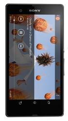 "5"" Смартфон Sony XPERIA Z C6602 16 Гб черный"