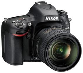 Зеркальная камера Nikon D610 Kit 24-85mm G черный