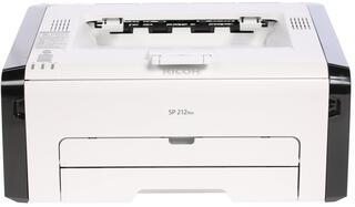 Принтер лазерный Ricoh SP 212Nw