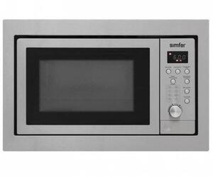 Встраиваемая микроволновая печь Simfer M2800 серый