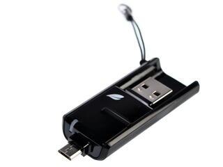 Память OTG USB Flash Leef BRIDGE  16 ГБ