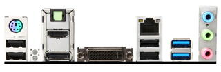 Плата MSI B85I Socket-1150 Intel B85 DDR3 mini-ITX AC`97 8ch(7.1) GbLAN SATA3 VGA+DVI+HDMI