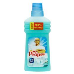 Чистящее средство Mr. Proper Горный ручей и прохлада