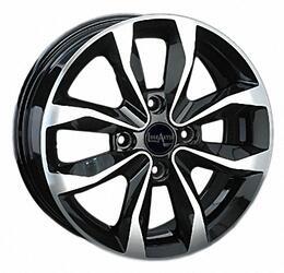 Автомобильный диск Литой LegeArtis NS94 5,5x15 4/114,3 ET 40 DIA 66,1 BKF
