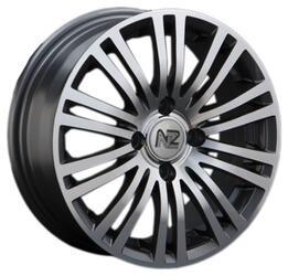 Автомобильный диск Литой NZ SH581 6x14 4/108 ET 25 DIA 73,1 GMF