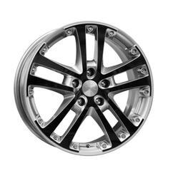 Автомобильный диск литой K&K Центурион 7x17 5/112 ET 47 DIA 57,1 Бинарио