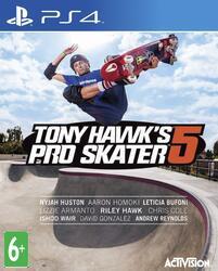 Игра для PS4 Tony Hawk's Pro Skater 5