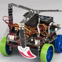 Электронный конструктор Roborobo Robokit5