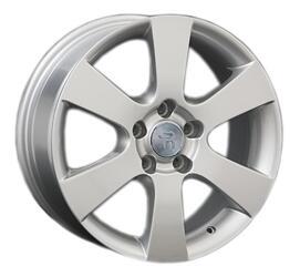 Автомобильный диск литой Replay Ki125 7x17 5/114,3 ET 48 DIA 67,1 Sil