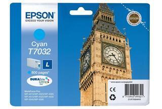 Картридж струйный Epson C13T70324010