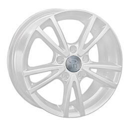 Автомобильный диск литой Replay SK94 6,5x15 5/112 ET 50 DIA 57,1 White