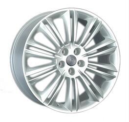 Автомобильный диск литой Replay JG4 8,5x20 5/108 ET 49 DIA 63,4 Sil
