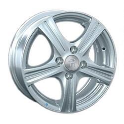 Автомобильный диск Литой Replay KI54 5,5x14 4/100 ET 46 DIA 54,1 Sil