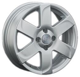 Автомобильный диск литой Replay H68 5,5x15 5/114,3 ET 45 DIA 64,1 Sil