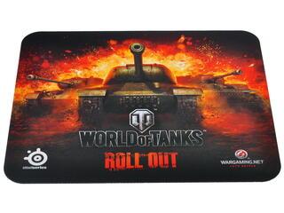 Коврик Steelseries QcK World of Tanks edition