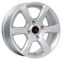 Автомобильный диск Литой LegeArtis Concept-NS506 6x15 4/114,3 ET 40 DIA 66,1 Sil
