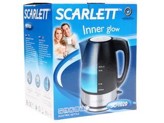 Электрочайник Scarlett SC-1020 черный