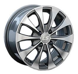 Автомобильный диск Литой LS 174 6x14 5/100 ET 35 DIA 57,1 GMF