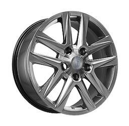 Автомобильный диск литой Replay TY102 8x18 5/150 ET 60 DIA 110,1 Sil