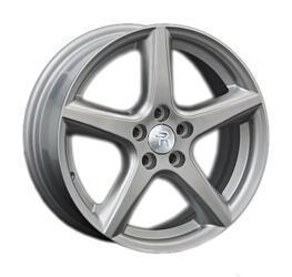 Автомобильный диск Литой Replay SZ7 5,5x15 4/100 ET 45 DIA 54,1 Sil
