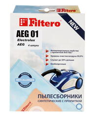 Мешок-пылесборник Filtero AEG 01 Экстра