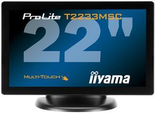 """21.5"""" Монитор IIYAMA ProLite T2233MSC-B1"""