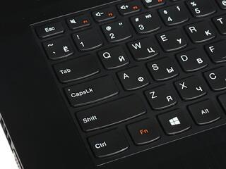 """17.3"""" Ноутбук Lenovo G7070 черный"""