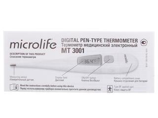 Медицинский термометр Microlife MT 3001