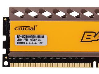 Оперативная память Ballistix Tactical  [BLT4G3D1869DT1TX0CEU] 4 ГБ