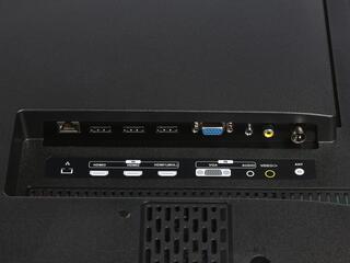 "55"" (139 см)  LED-телевизор DEXP U55B9000K черный"