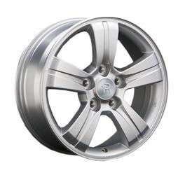 Автомобильный диск Литой Replay HND24 6,5x16 5/114,3 ET 46 DIA 67,1 Sil