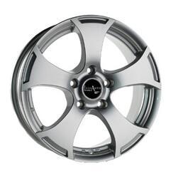 Автомобильный диск Литой LegeArtis Ki51 6x15 4/114,3 ET 43 DIA 67,1 Sil