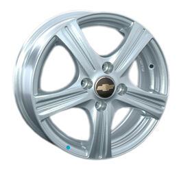 Автомобильный диск Литой Replay GN38 5,5x14 4/100 ET 45 DIA 56,6 Sil