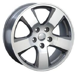Автомобильный диск литой Replay H31 7,5x17 5/120 ET 45 DIA 64,1 Sil